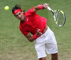 Wimbledon 2012, Day 2 - Live: Rafael Nadal advances to second round