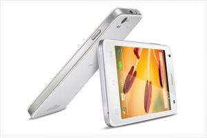 Lava Iris X1 low budget android phone