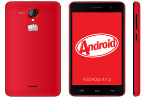 Micromax Unite2 low budget phone on android OS