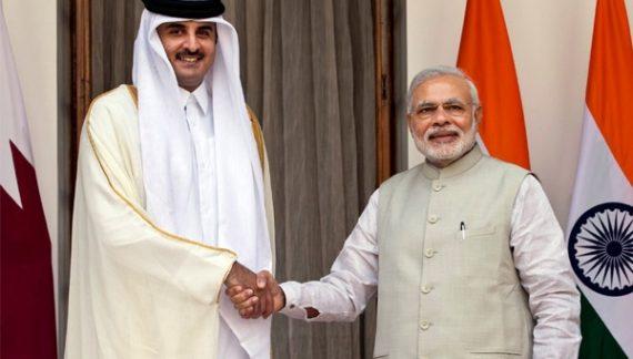 India,Qatar ink 7 agreements to enhance collaboration